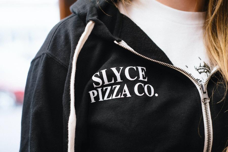 black slyce hoodie