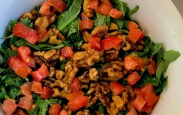 Select from a variety of specialty salads. These greens make a great pairing with any of our slyces.